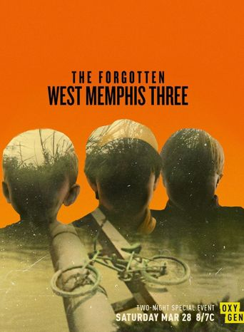 The Forgotten West Memphis Three Poster