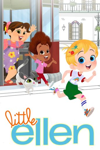 Little Ellen Poster