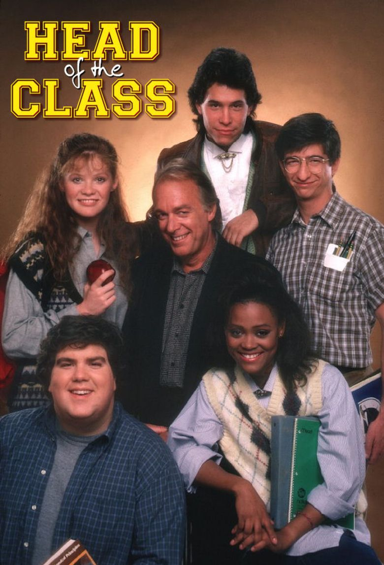 Head of the Class Poster