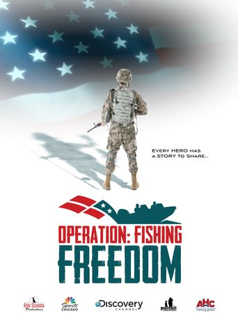 Operation: Fishing Freedom Poster
