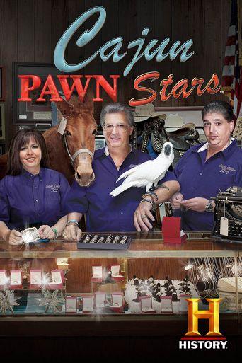 Cajun Pawn Stars Poster