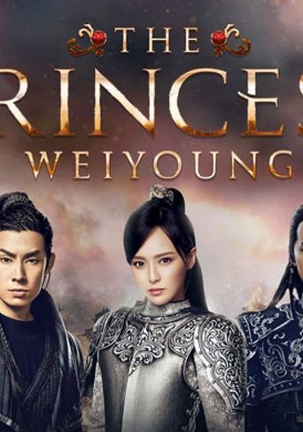 The Princess Weiyoung - 锦绣未央 Poster