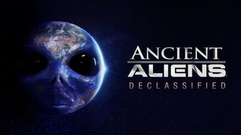 Ancient Aliens Declassified Poster