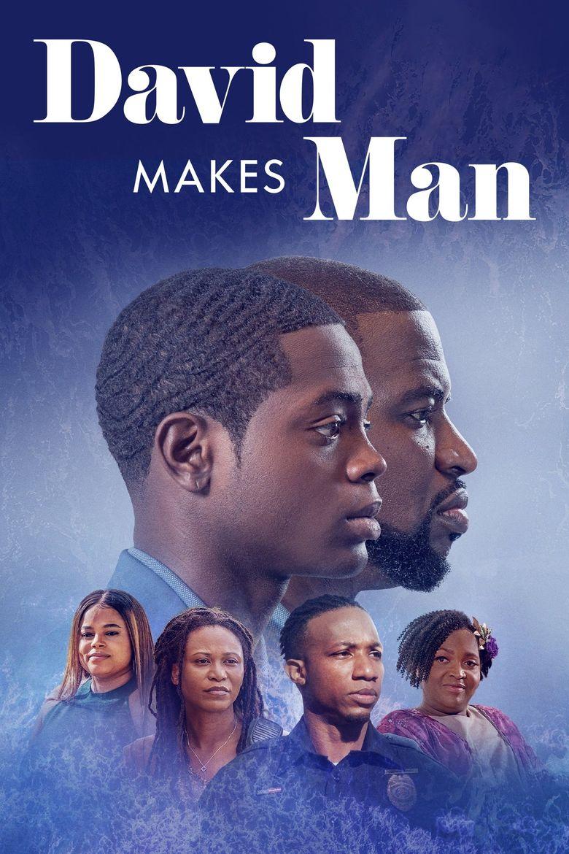 David Makes Man Poster