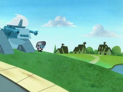 Season 04, Episode 06 Dexter's Library
