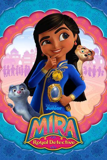 Mira, Royal Detective Poster