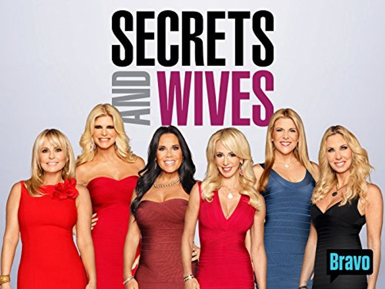 Secrets and Wives Poster