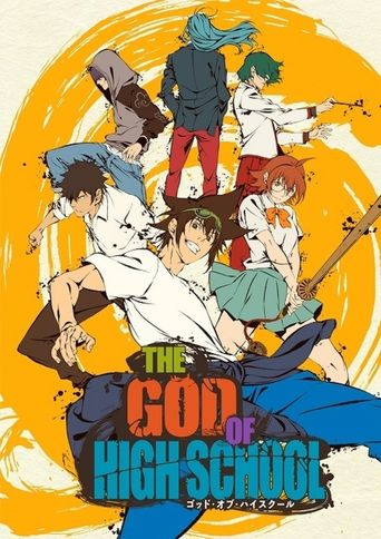 The God of High School Poster