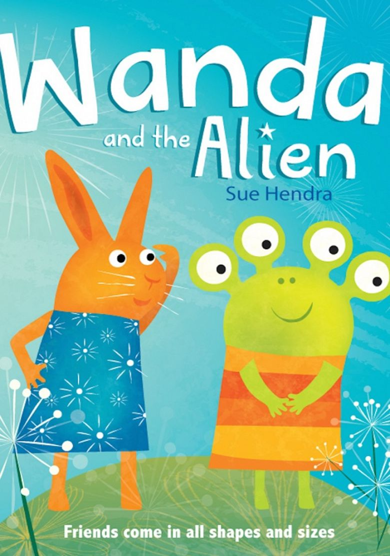 Wanda and the Alien Poster