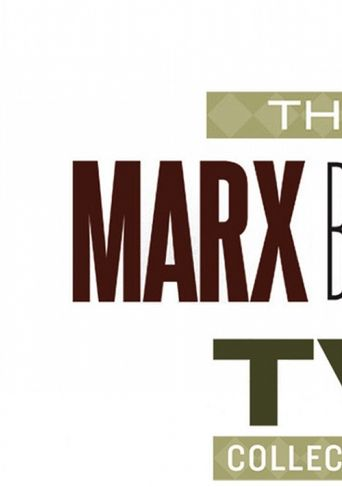 The Marx Brothers TV Collection Poster