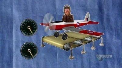 Season 06, Episode 03 Airplane on a Conveyor Belt