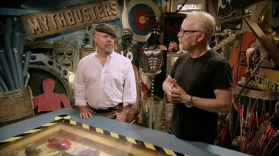 Watch SHOW TITLE Season 2016 Episode 2016 MythBusters Revealed: The Behind the Scenes Season Opener
