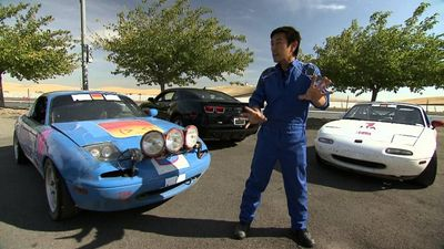 Season 2013, Episode 04 Indy Car Special