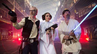 Season 12, Episode 01 Star Wars (1) - Revenge of the Myth