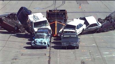 Season 12, Episode 03 Hollywood Car Crash Cliches