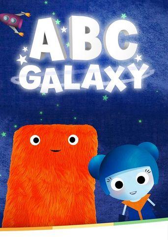 ABC Galaxy Poster