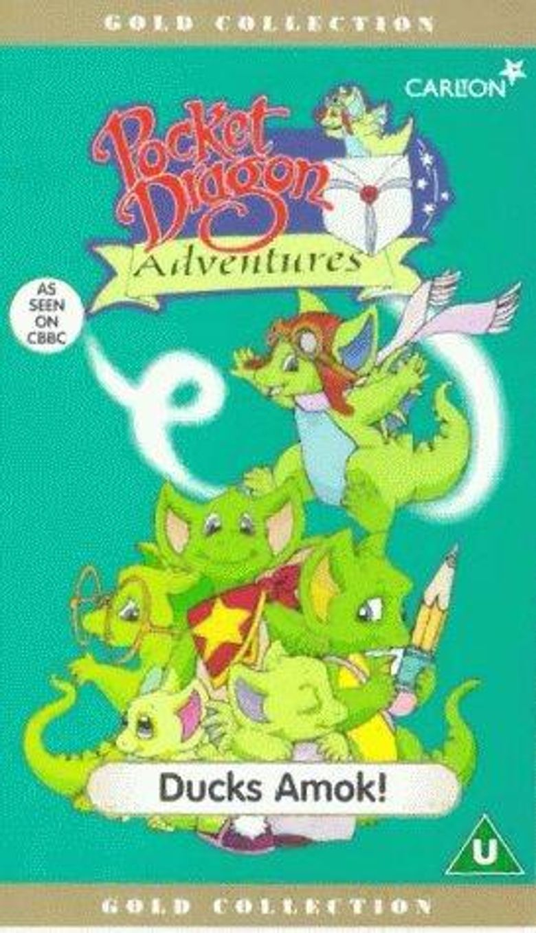 Pocket Dragon Adventures Poster