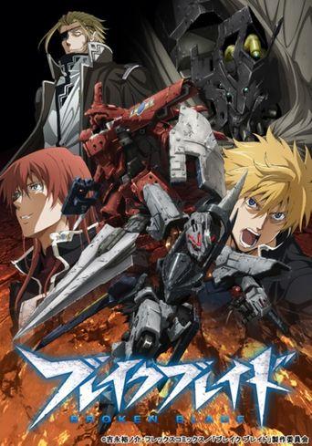 Broken Blade Poster