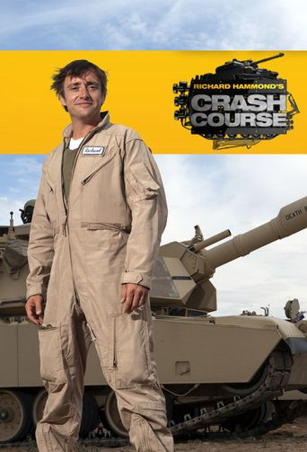 Richard Hammond's Crash Course Poster