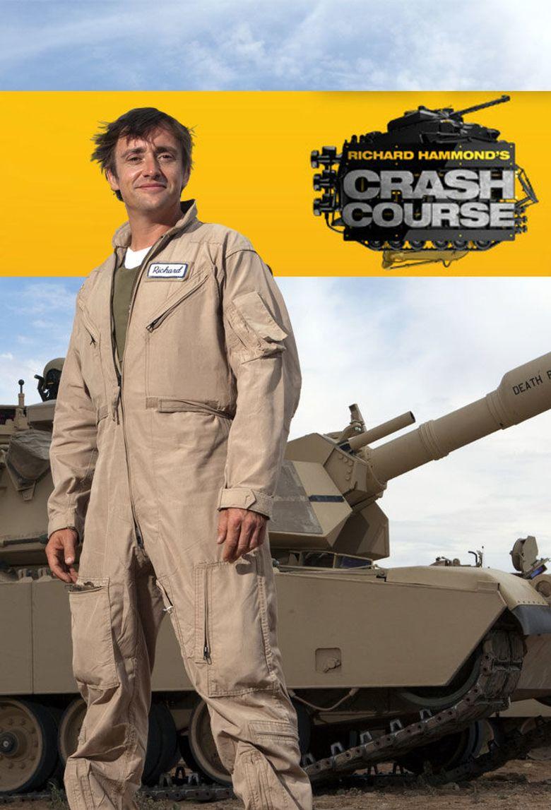 Richard Hammond's Crash Course Poster