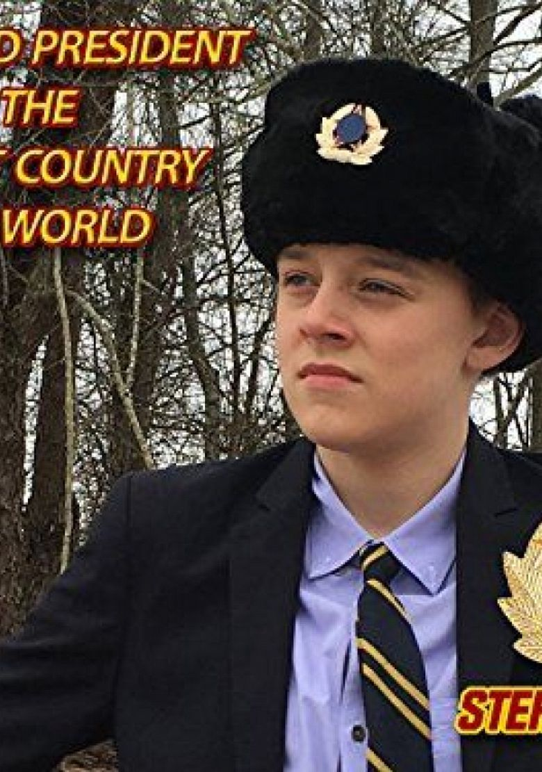 14 Year Old President of the Smallest Country in the World Poster