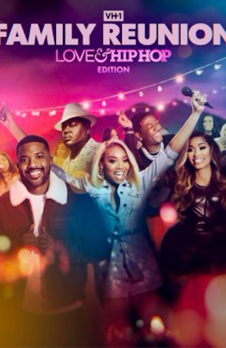 VH1 Family Reunion: Love & Hip Hop Edition Poster