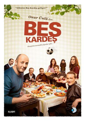 Beş Kardeş Poster