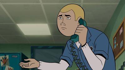 Season 05, Episode 03 SPHINX Rising