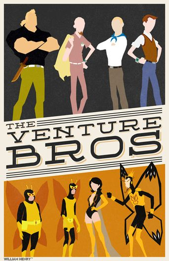 Watch The Venture Bros.