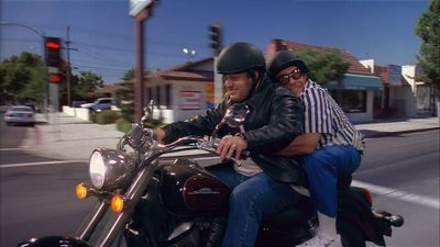 Season 02, Episode 01 Queasy Rider
