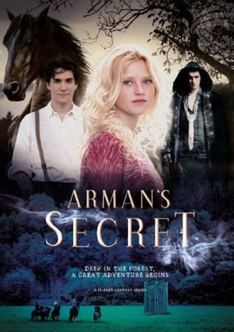 Arman's Secret Poster