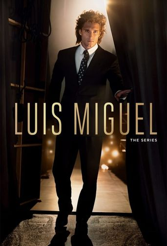 Luis Miguel: The Series Poster