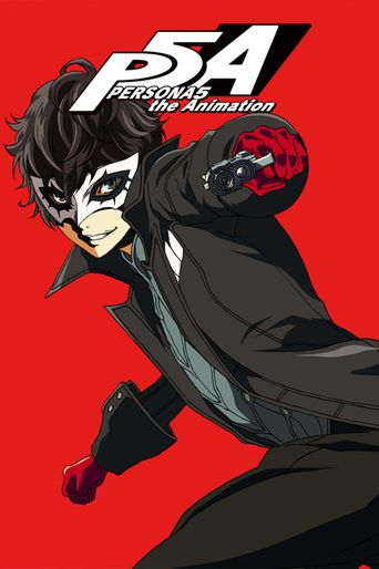 Persona 5 the Animation Poster