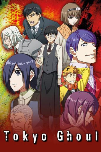 Tokyo Ghoul - Watch Episodes on Hulu or Streaming Online