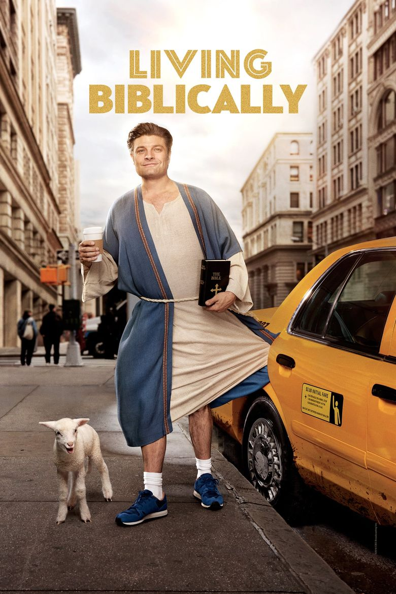 Living Biblically Poster