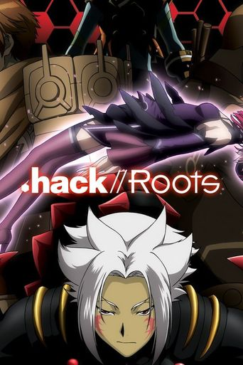 .hack//Roots Poster