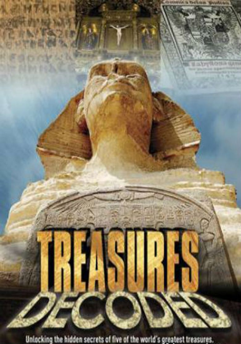 Treasures Decoded Poster