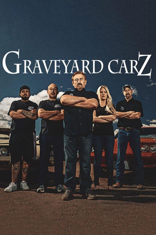 Graveyard Carz Poster