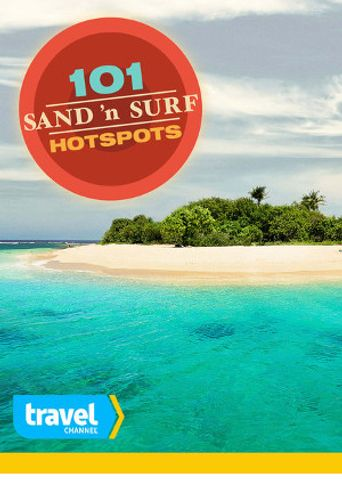 101 Sand n' Surf Hotspots Poster
