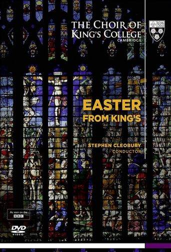 Easter from King's Poster