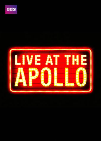 Live at the Apollo Poster