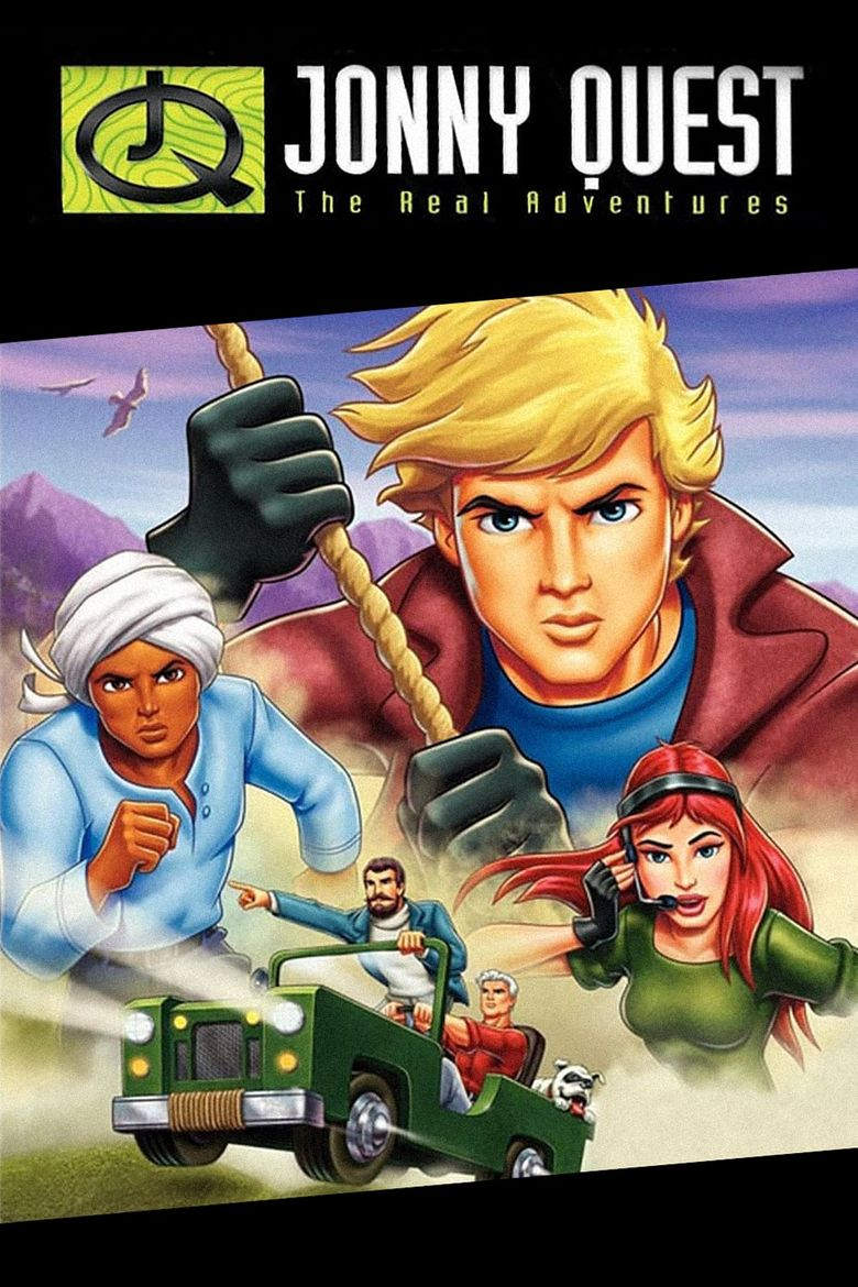 The Real Adventures of Jonny Quest Poster