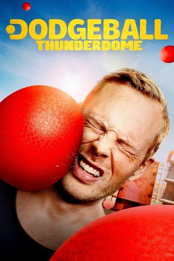 Dodgeball Thunderdome Poster