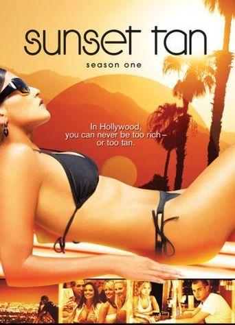 Sunset Tan Poster