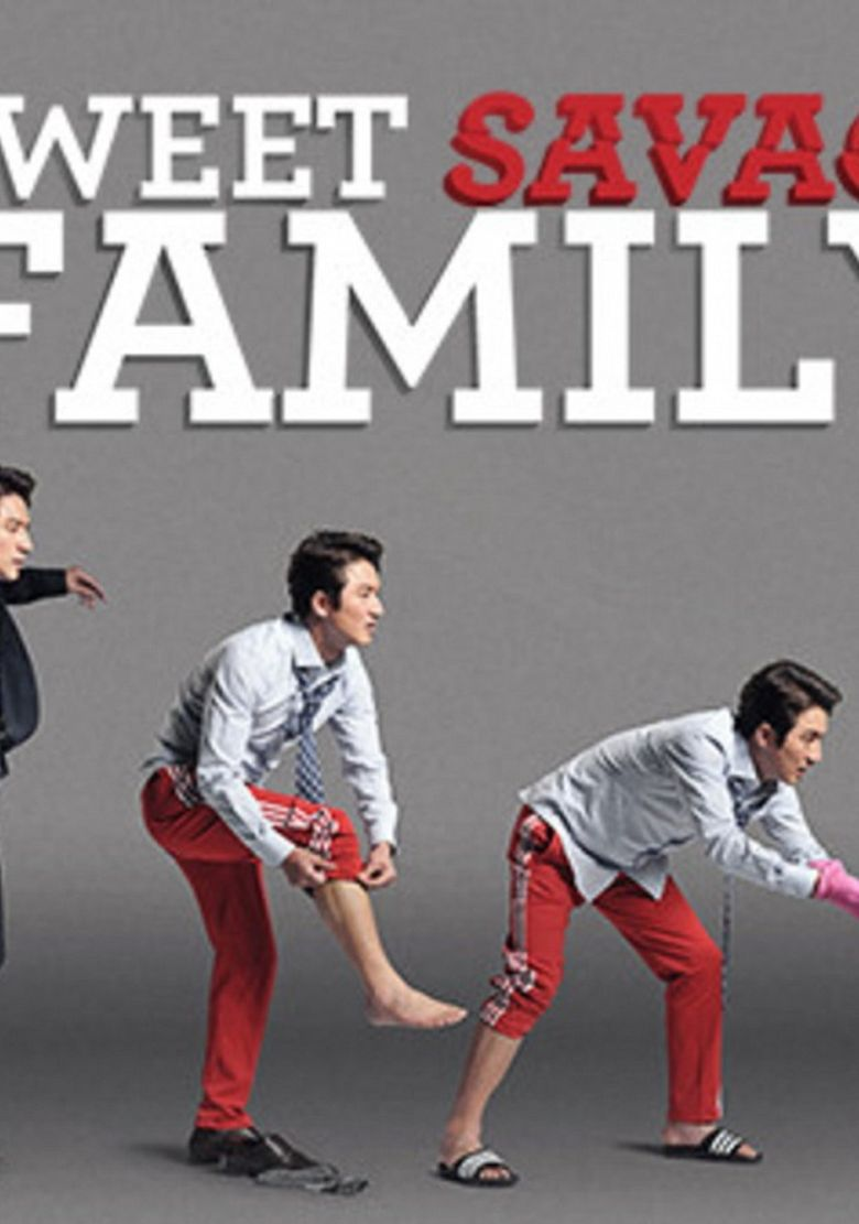 Sweet Savage Family Poster