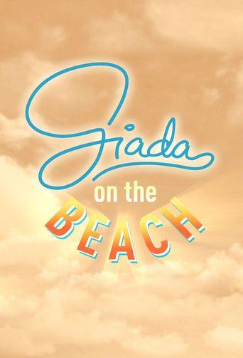 Giada On The Beach Poster