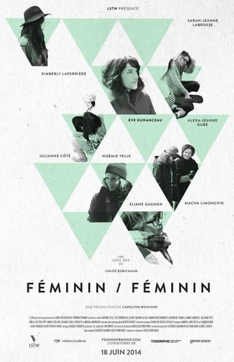 Watch Féminin/Féminin
