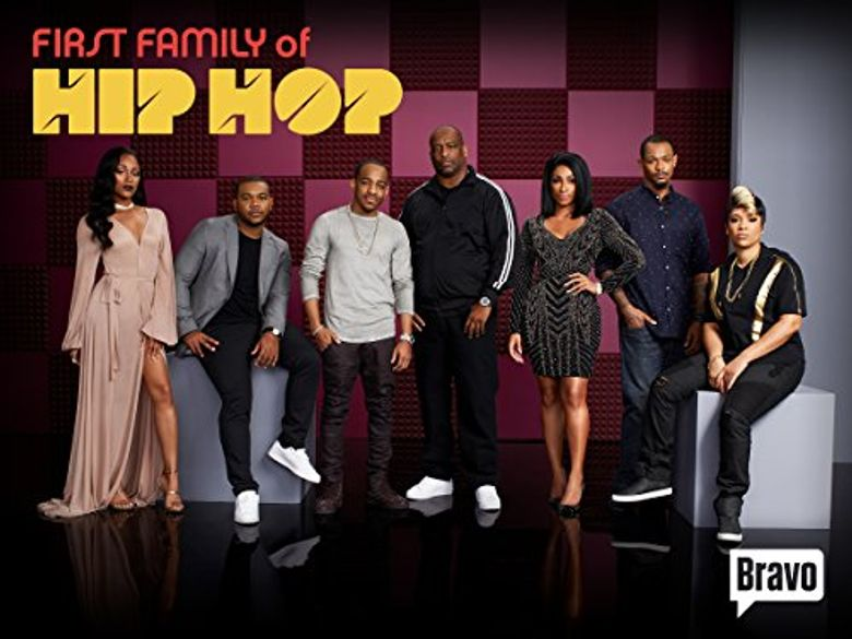 First Family of Hip Hop Poster