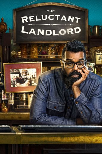 The Reluctant Landlord Poster
