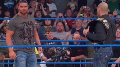 Season 2011, Episode 41 Impact Wrestling 10/13/2011